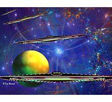 Space Warp Photographic Print