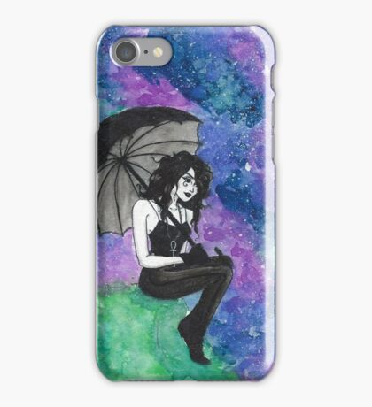 Death: Endless Starry Nights  iPhone Case/Skin