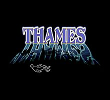 London Thames (Re - issue) by The Peanut Line