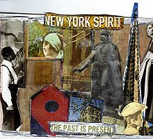New York Spirit (the past is present) by RobynLee