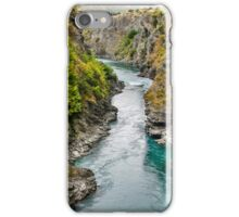 Kawarau Gorge 2 iPhone Case/Skin
