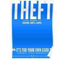Theft Poster