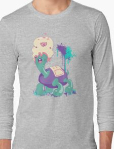 [what A pair] Long Sleeve T-Shirt