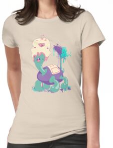 [what A pair] Womens Fitted T-Shirt
