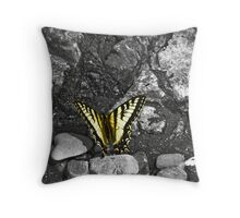 In A World Of Darkness Throw Pillow