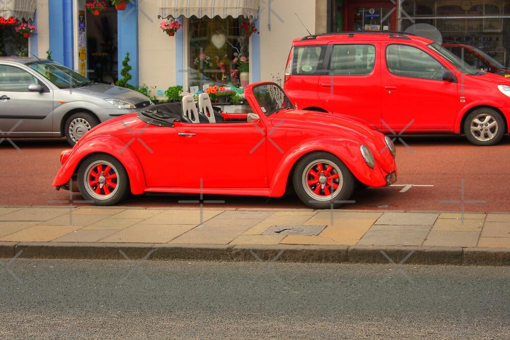 Red Beetle by Tom Gomez