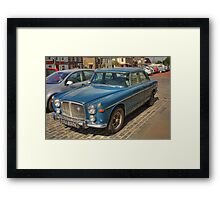 Classic Rover Framed Print