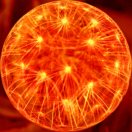Great Ball Of Fire! by jacqi