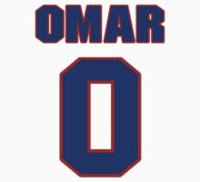 National baseball player Omar Quintanilla jersey 0 by imsport