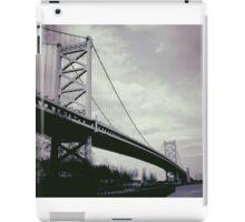 Benjamin Franklin Bridge iPad Case/Skin