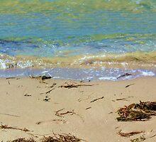 Sandy Beach by Steve Burke