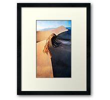 Senza Catene Framed Print