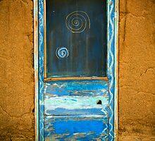 Taos Pueblo by doorfrontphotos