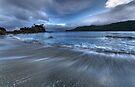 Cool Tasman Morning by Robert Mullner