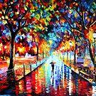 Happy Stroll by Daniel Wall