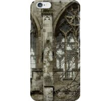 Gothic Cathedral iPhone Case/Skin