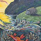 Maria Island 1 by SnakeArtist