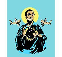 The Jesus Photographic Print