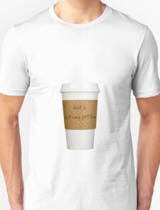 Not a Morning Person Unisex T-Shirt