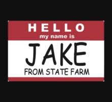 Jake from State Farm One Piece - Long Sleeve