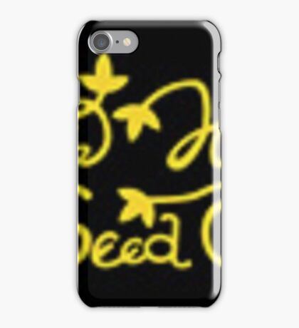 Greenhouse Seed co iPhone Case/Skin