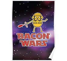 Bacon wars - Jake Poster