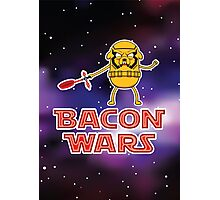 Bacon wars - Jake Photographic Print