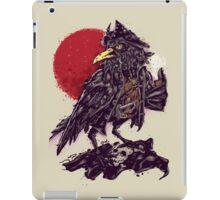 BlackBi(ea)rd iPad Case/Skin
