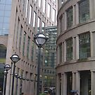 Vancouver Public Library by satsumagirl