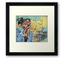 Good Kid M.A.A.D City Framed Print