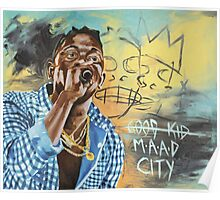 Good Kid M.A.A.D City Poster