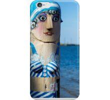 Geelong Bollards  iPhone Case/Skin