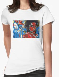 Tag Womens Fitted T-Shirt
