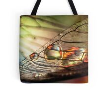 Chased by Nightmares Tote Bag