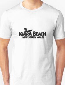 Kirra Beach New South Wales Surfing T-Shirt