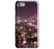 Sydney NYE Fireworks iPhone Case/Skin
