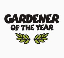 Gardener of the Year Kids Clothes