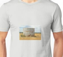 Well worn water tanks Unisex T-Shirt