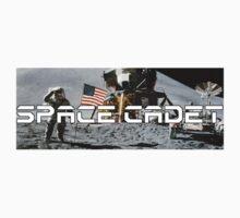 Space Cadet Apollo 11 Logo T-Shirt
