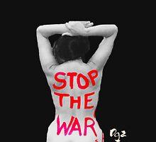 Dgz Stop the War Unisex T-Shirt