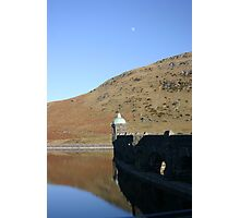 Reservoir in Wales Photographic Print