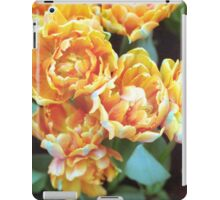 Blooming Tulips iPad Case/Skin