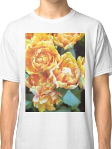 Blooming Tulips Classic T-Shirt