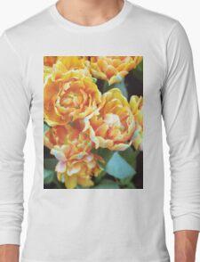 Blooming Tulips Long Sleeve T-Shirt