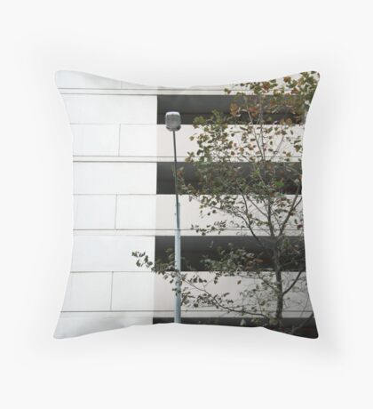 The Simplified. Throw Pillow