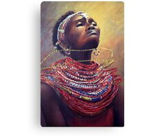 Samburu Dance Canvas Print