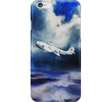 Saunders-Roe SR./A.1 jet powered flying boat 1947 iPhone Case/Skin