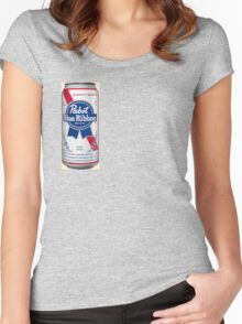 PBR Women's Fitted Scoop T-Shirt