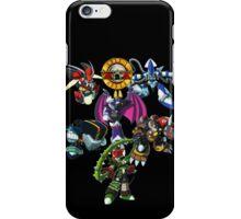 Megaman- Gun's N Roses iPhone Case/Skin
