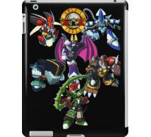 Megaman- Gun's N Roses iPad Case/Skin